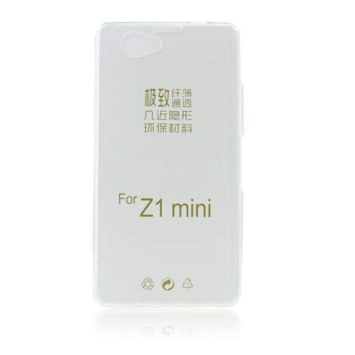 Ultra tenké puzdro pre Sony Xperia Z3 - D6603, Transparent