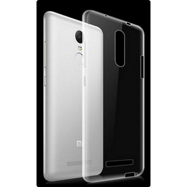 Ultra tenké puzdro pre Xiaomi Redmi 4a, Transparent