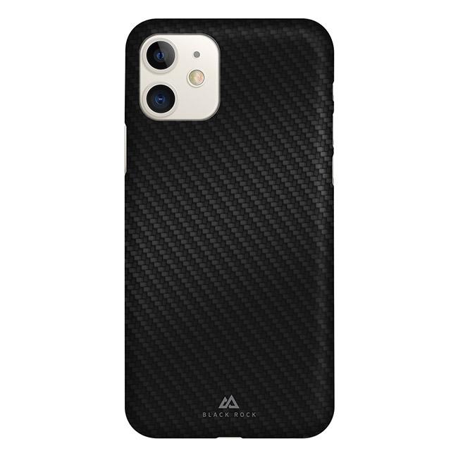 Ultratenké púzdro Black Rock Iced pre Apple iPhone 11, Flex Carbon Black