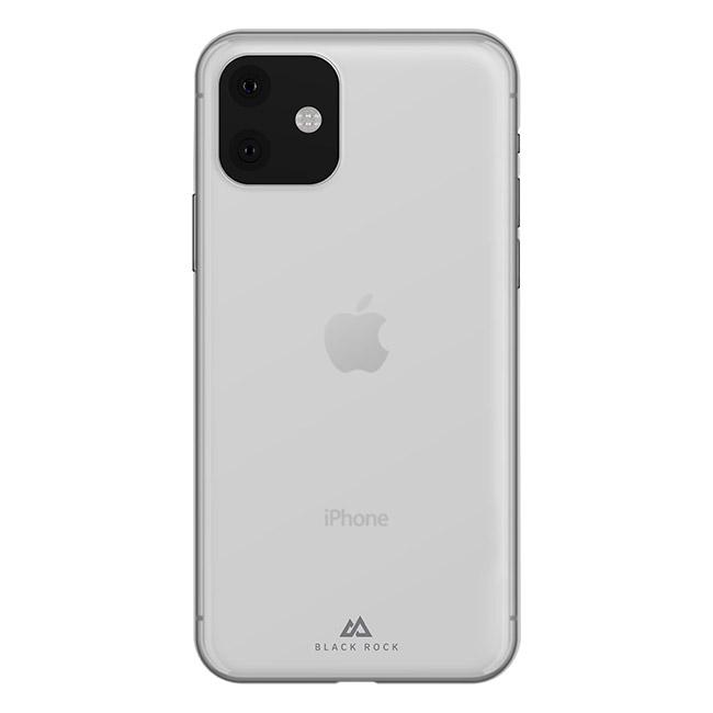 Ultratenké púzdro Black Rock Iced pre Apple iPhone 11, Transparent