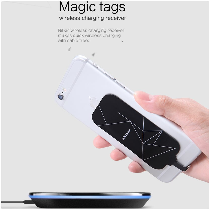 Ultratenký nabíjací modul Nillkin Magic Tag pre Apple iPhone 6S
