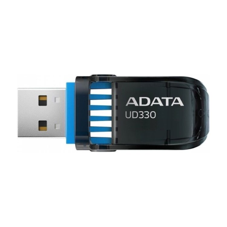 USB kľúč A-DATA UD330, 32GB, USB 3.1, Black (AUD330-32G-RBK)