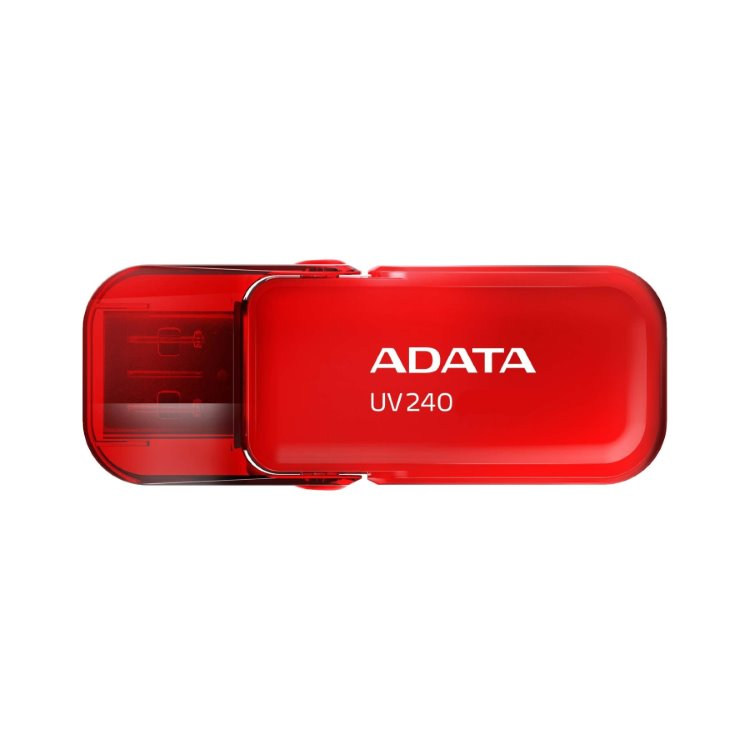 USB kľúč A-DATA UV240, 32GB, Red (AUV240-32G-RRD)
