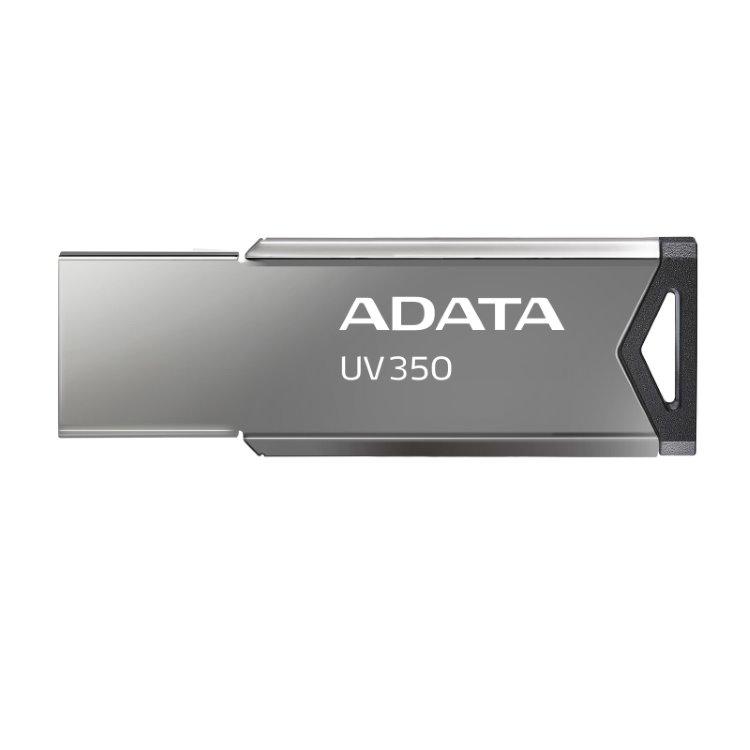 USB kľúč A-DATA UV350, 16GB, USB 3.1 (AUV350-16G-RBK)