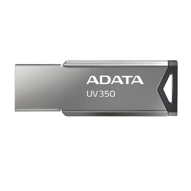 USB kľúč A-DATA UV350, 64GB, USB 3.1 (AUV350-64G-RBK)