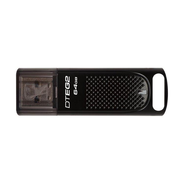 USB kľúč Kingston DataTraveler Elite G2, 64GB, USB 3.1 - rýchlosť 180/70MB/s (DTEG2/64GB)