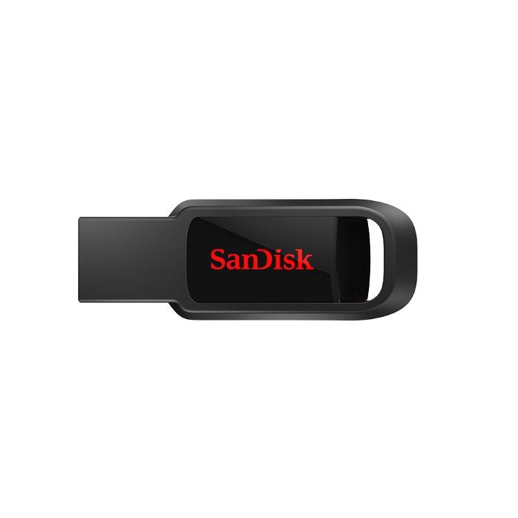 USB kľúč SanDisk Cruzer Spark, 64GB, USB 2.0 (SDCZ61-064G-G35)