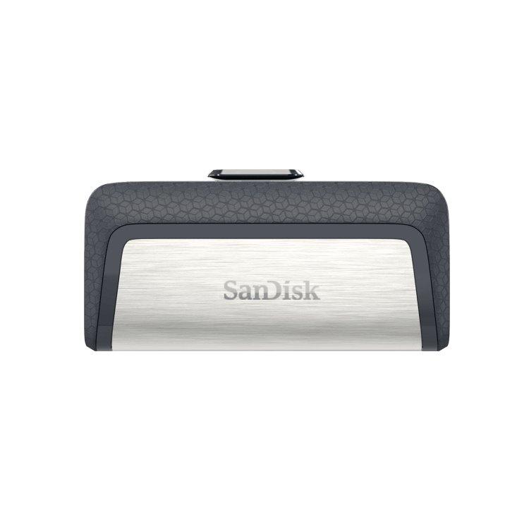 USB kľúč SanDisk Ultra Dual Drive, 64GB, USB 3.1 - rýchlosť 150MB/s (SDDDC2-064G-G46)