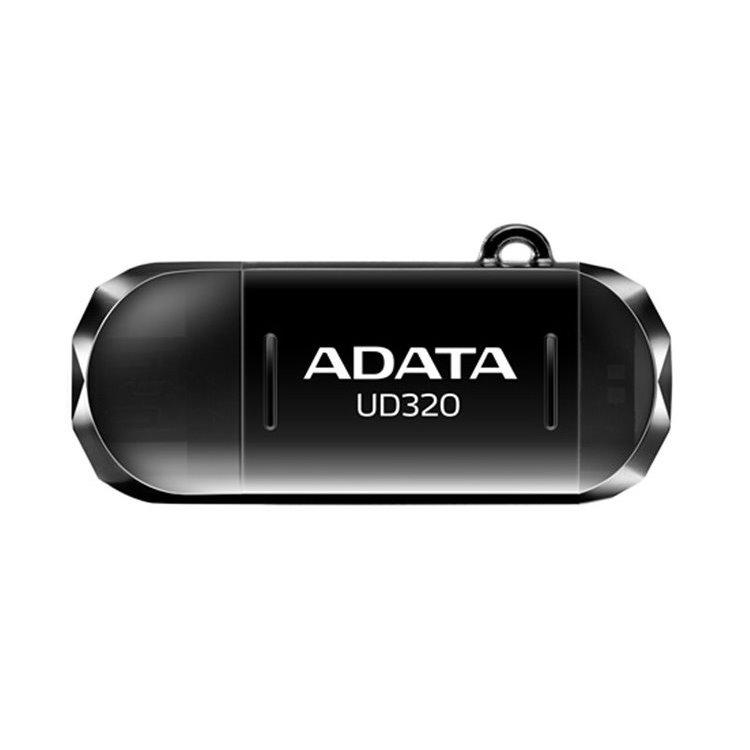 USB OTG A-Data UD320, 16GB, USB/MicroUSB 2.0 (AUD320-16G-RBK)