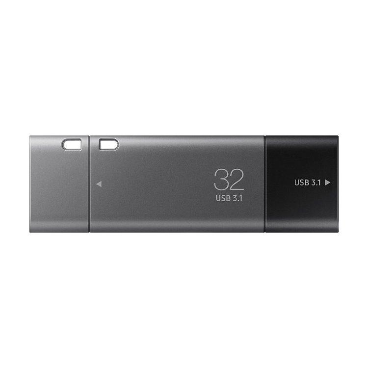 USB OTG kľúč Samsung DUO Plus, 32GB, USB-C 3.1 (MUF-32DB/APC)