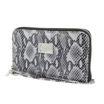 Valenta Handbag Animal Snake Grey
