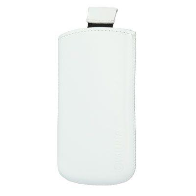 Valenta Pocket Classic White, do veľkosti 115.2 x 58.6 x 9.3 mm (Apple iPhone 4/4S)
