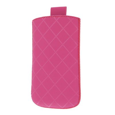 Valenta Pocket Neo Diamonds Pink, do veľkosti 115.2 x 58.6 x 9.3 mm (Apple iPhone 4/4S)