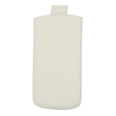 Valenta Pocket Neo Diamonds White, do veľkosti 125.3 x 66.1 x 8.5 mm (Samsung Galaxy S II)