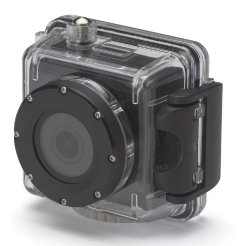 Vodeodolná Full HD kamera Kitvision Splash Action, Black