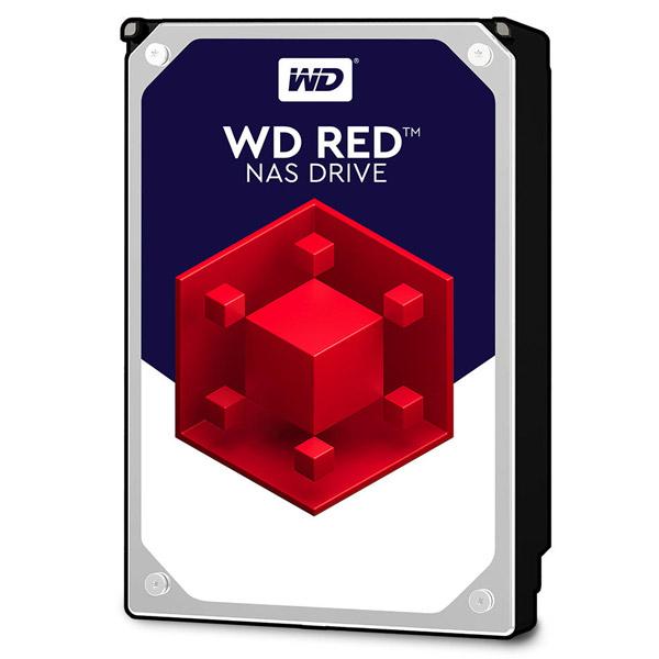 """WD Red 2TB 5400 SATA 3,5"""" /64MB NAS - OPENBOX (Rozbalený tovar s plnou zárukou)"""