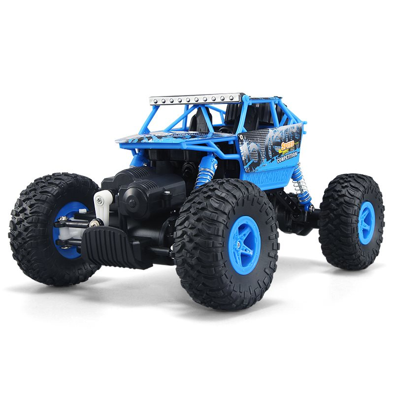 WESIPI RC CAR, Rock Crawler, Blue