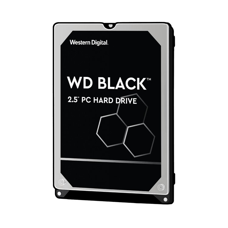 "Western Digital HDD Black, 500GB, 32MB Cache, 7200 RPM, 2.5"" (WD5000LPLX)"