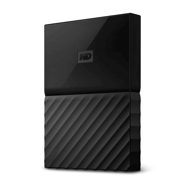 Western Digital HDD My Passport, 1TB, USB 3.0, Black (WDBYNN0010BBK-WESN)