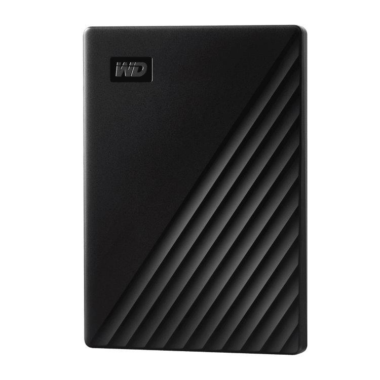 Western Digital HDD My Passport, 5TB, USB 3.0, Black (WDBPKJ0050BBK-WESN)
