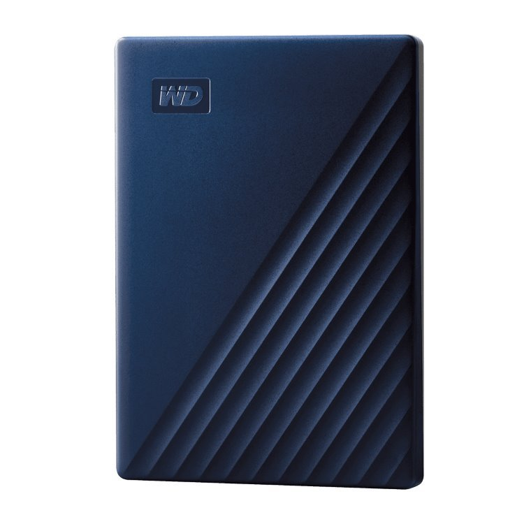 Western Digital HDD My Passport for Mac, 4TB, USB 3.0 (WDBA2F0040BBL-WESN)