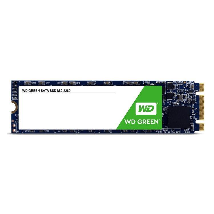Western Digital SSD Green, 480GB, M.2 - rýchlosť 545 MB/s (WDS480G2G0B)