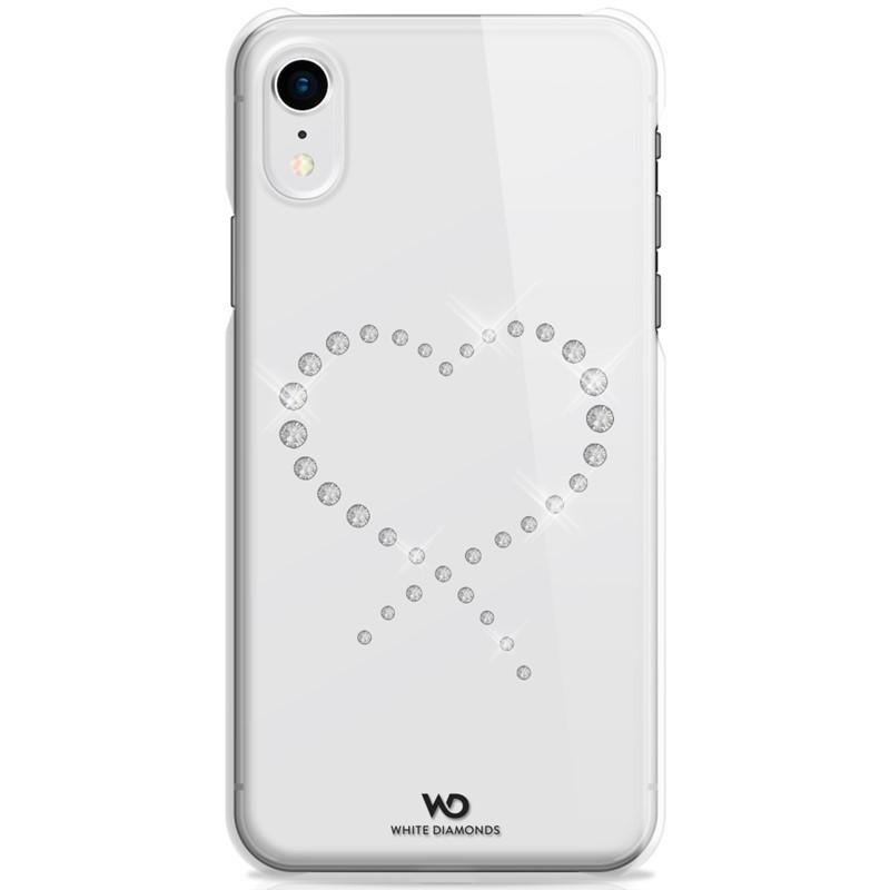 White Diamonds Eternity Case  iPhone 6/7/8/SE 2020, Crystal