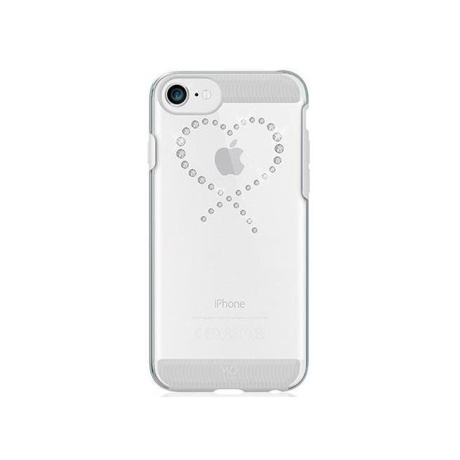 White Diamonds Innocence Case Clear iPhone 6/7/8, Transparent