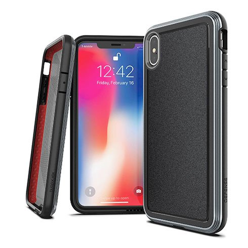 X-Doria Defense Ultra for iPhone Xs Max - Black