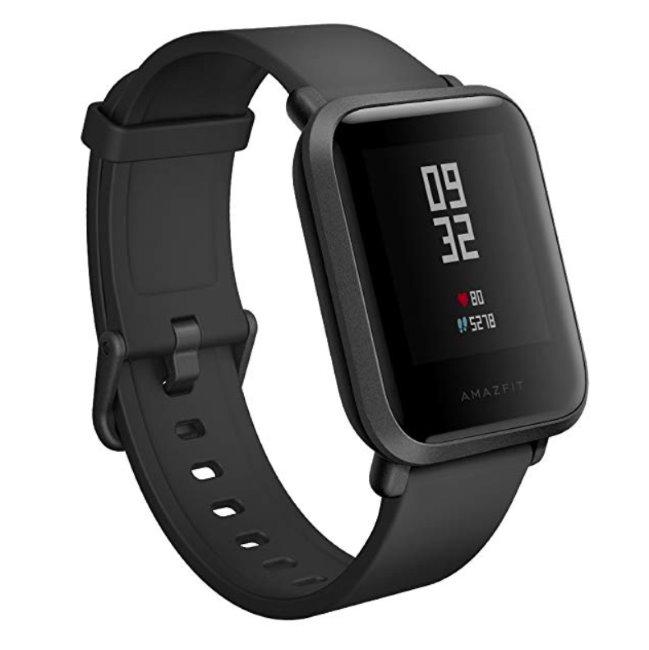 Xiaomi Amazfit Bip Lite, multifunkčné hodinky, Black