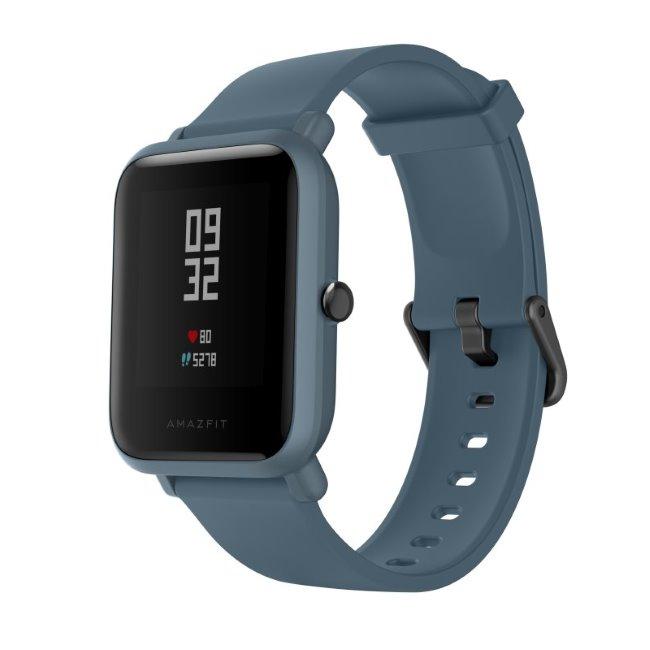Xiaomi Amazfit Bip Lite, multifunkčné hodinky, Blue