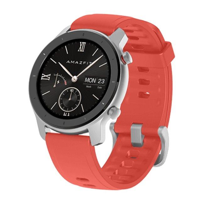 Xiaomi Amazfit GTR, 42mm, multifunkčné hodinky, Red