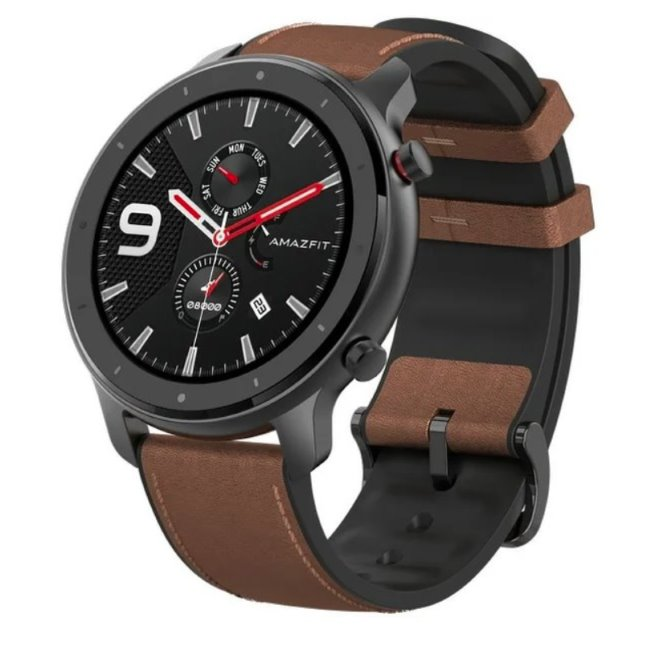 Xiaomi Amazfit GTR, 47.2mm, multifunkčné hodinky, Aluminium Alloy
