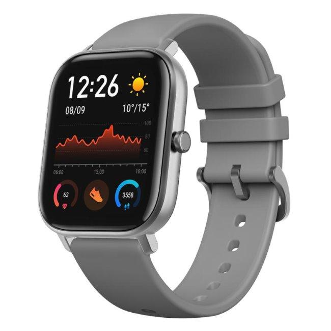 Xiaomi Amazfit GTS, multifunkčné hodinky, Grey