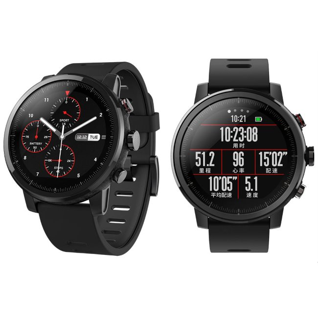 Image result for Xiaomi Huami AmazFit Pace 2 Stratos