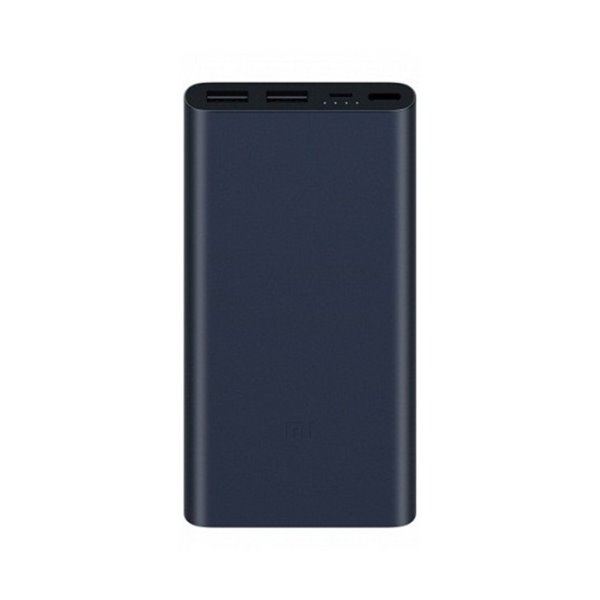 Xiaomi Mi Powerbank 2S - 10 000 mAh, black 95XIN14