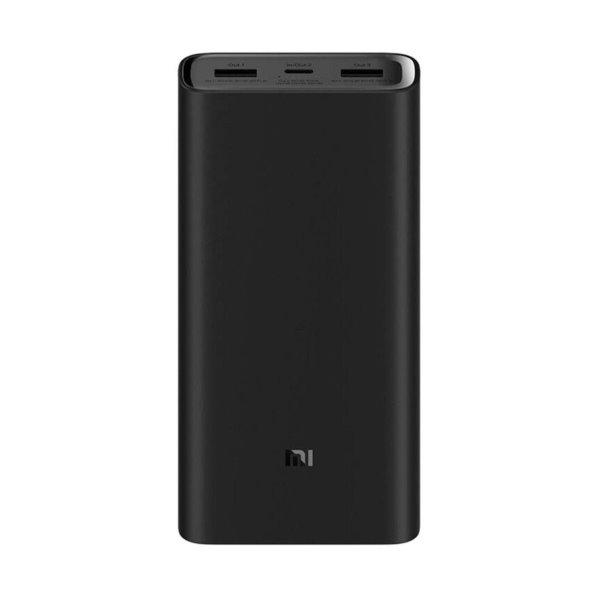 Xiaomi Mi Powerbank 3 Pro - 20 000 mAh, Black VXN4254GL
