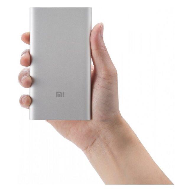 Xiaomi Mi Powerbank, NDY-02-AM - 5000 mAh, Silver