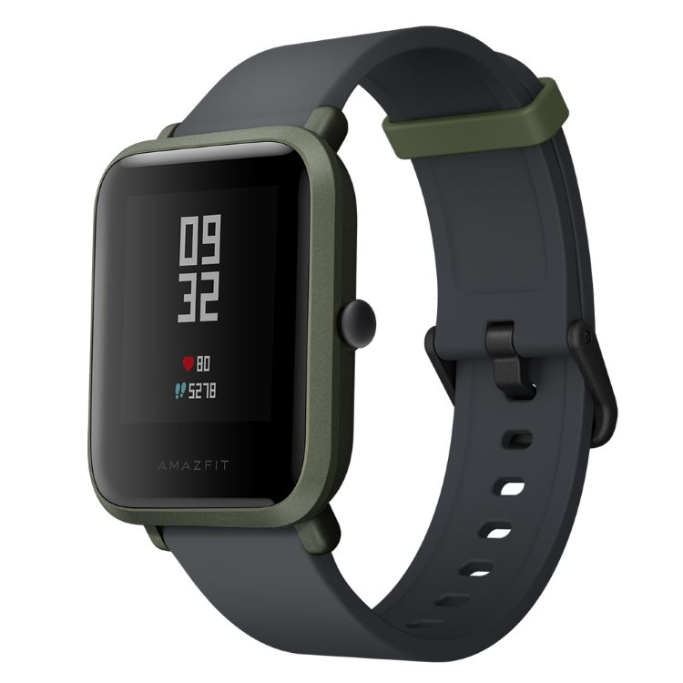 Xiaomi Mi Sports Watch Basic (Amazfit Bip) Global, multifunkčné hodinky, Green