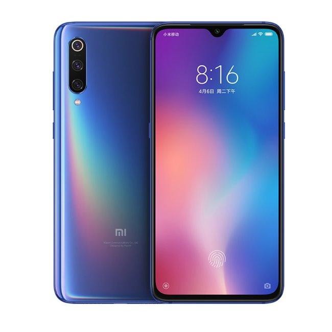 Xiaomi Mi9, 6GB/128GB, Dual SIM, Blue - SK distribúcia