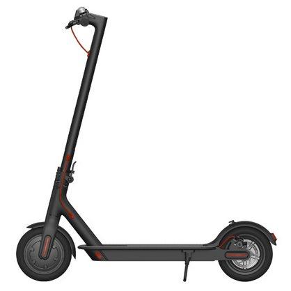 Xiaomi MiJia scooter M365, elektrická kolobežka, tmavá