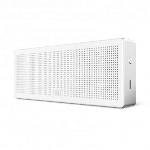 Xiaomi NDZ03GB - Bluetooth Reproduktor, White