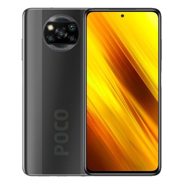 Poco X3, 6/128GB, shadow grey