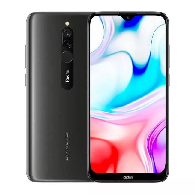 Xiaomi Redmi 8, 3GB/32GB, Dual Sim, Black