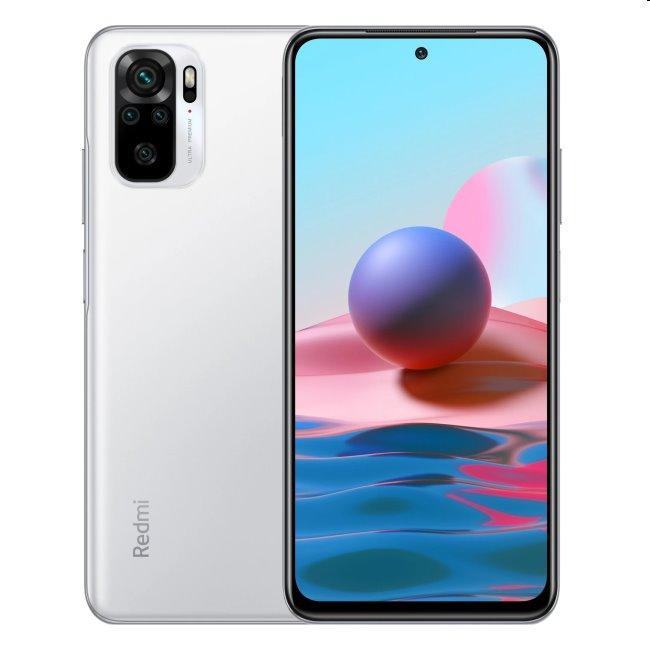 Xiaomi Redmi Note 10, 4/128GB, Pebble White
