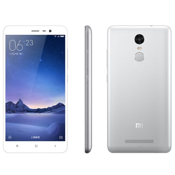 Xiaomi Redmi Note 3, 16GB, Dual SIM, White