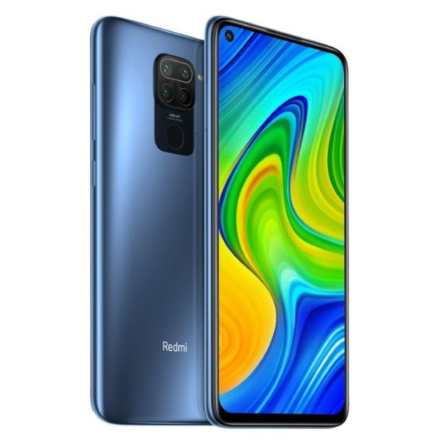 Xiaomi Redmi Note 9 3GB/64GB , grey