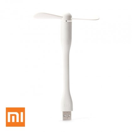 Xiaomi USB Fan - ventil�tor, White