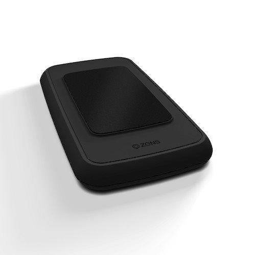 ZENS Power Bank Wireless Charger 4500 mAh ZEPB03B