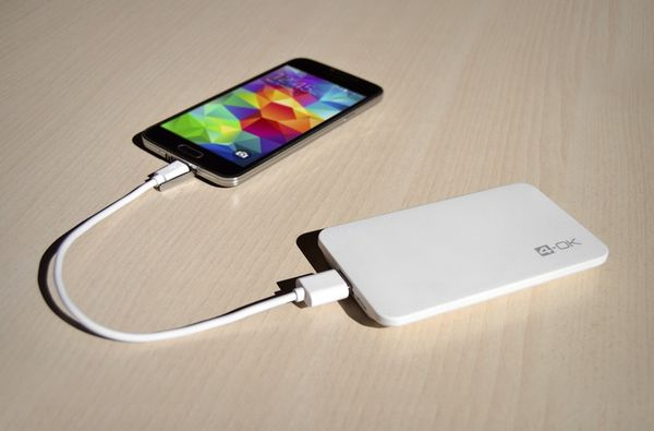 4-OK Power Bank 4.0 - 4000 mAh - Black